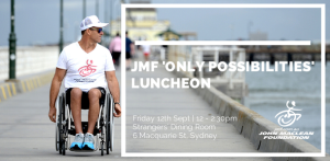 JMF Only Possibilities Luncheon - 12 Sept 2014