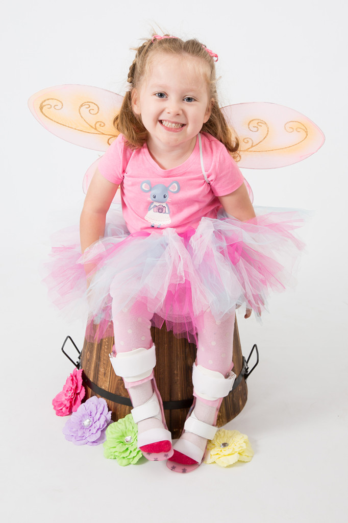 JMF granting this precious Fairy her wish ...
